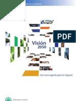 Vision 2050 Una Nueva Agenda Para Los Negocios