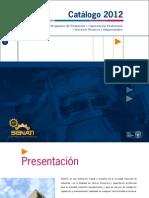 Senati Catalogo 2012