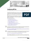 Configuring VRF Lite