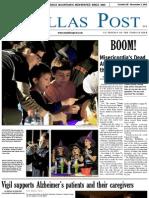 The Dallas Post 10-28-2012