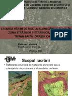 Harti de Risc La Alunecari