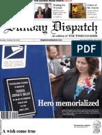 The Pittston Dispatch 10-28-2012