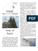 NRCS Post - 1st Issue, October 28, 2012