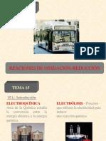 Diapositivas Tema 15redox