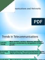6 Telecommunication and Networking