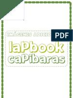 Imagenes Adicionales Lapbook Capibaras