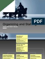 Oganizing Presentation Slides