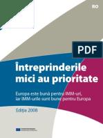 7 Intrerinderile Mici Au Prioritate.studiu Al CE