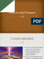 """Preotia în vechiul Testament """""""