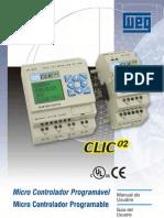 Manual PLC Weg