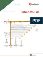 Potain MCT 88_0