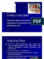 Stabilitas Obat Compatibility Mode
