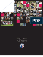 Peace Corps Mexico Welcome Book  |  No cover date