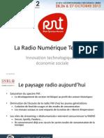 SNRL - congrès - La Radio Numérique Terrestre Associative