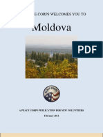 Peace Corps Moldova Welcome Book  |  February 2011