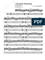 Chromatic Mastering