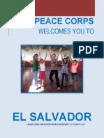 Peace Corps El Salvador Welcome Book     September  2012
