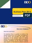 Copy (2) of Davao Rizal Business Plan 2013