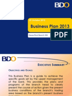 Copy (2) of Davao Rizal Business Plan 2013