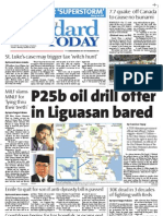 Manila Standard Today -- Monday (October 29, 2012) issue