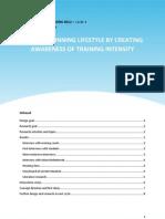 Design & research report