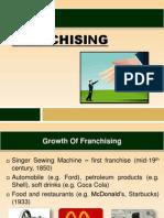 Franchising Ppt