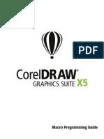 Programacion con Macro para Corel Draw X5