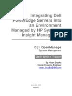 Integrating PowerEdge Servers Into HPSIM50
