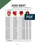 2012Budo Best - 20 Iunie