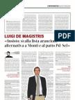 Pubblico_28.10.12 - DE MAGISTRIS «Insisto