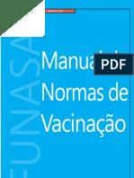 MANUAL DE VACINAÇÃO 2001