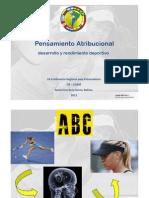 Jaime Mestre Presentacion Conferencia BNP Paribas Bolivia Sobre Pensamiento Atribucional