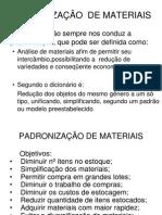 Padronização, normalização, codificação e classificação de materiais 230808 (1)