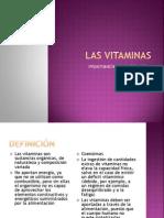 Las Vitaminas CJ