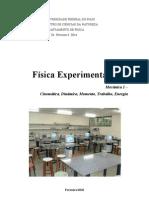 Apostila de Física Experimental 1