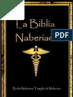 La Biblia Naberiana 3 Ed Vc