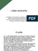 Indian Economy Slides