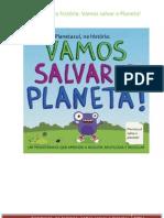 Livro Planetazul Blog