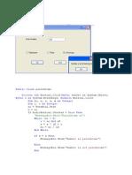 VB.net Solve...Xyz