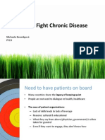 Engaging To Fight Chronic Disease