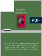 Alex Preda, Octav Robu - Titi Tulea PP 2003