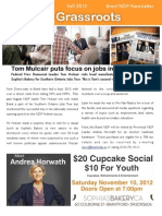 Brant NDP Grassroots Issue 2