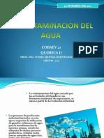 Contaminacion de Las Aguas