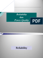 Reliability Power Quality