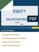 Equity Training
