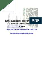 INTRODUCCION AL COMPORTAMIENTO Y AL DISEÑO DE ESTRUCTURAS DE ACERO