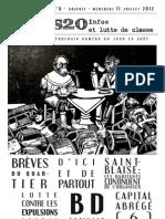 Paris20 n°8 - 11 juillet 2012 - A4