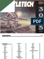 BattleTech 8619 - Technical Readout 3055
