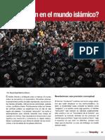 ¿Revolucion en el mundo islámico? por Miguel Ángel Martínez Meucci