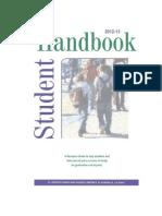2012 13 Student Handbook_final Rev0